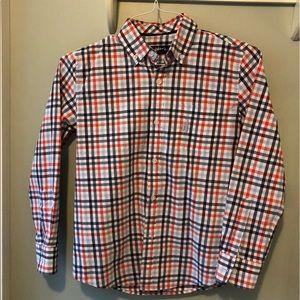 Boys Johnnie O dress shirt -Size 12